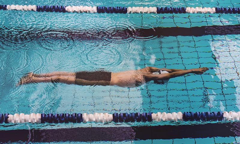vignette natation